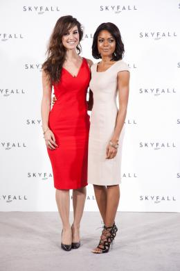 photo 45/67 - B�r�nice Marlohe et Naomi Harris - Conf�rence de presse du film Skyfall - Skyfall - © Sony Pictures
