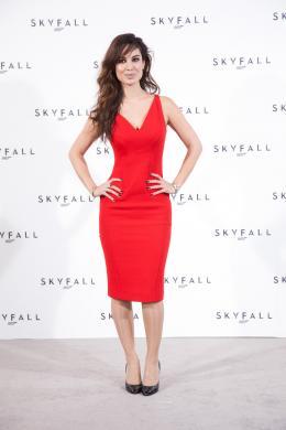 photo 46/67 - B�r�nice Marlohe - Conf�rence de presse du film Skyfall - Skyfall - © Sony Pictures