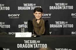 photo 40/45 - Rooney Mara - Conférence de presse du film Millenium, Les hommes qui n?aimaient pas les femmes - Millenium, Les hommes qui n'aimaient pas les femmes - © Sony Pictures