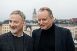 David Fincher David Fincher et Rooney Mara présentent Millenium photo 9 sur 29