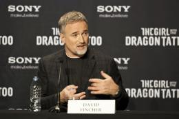 David Fincher David Fincher et Rooney Mara présentent Millenium photo 6 sur 29