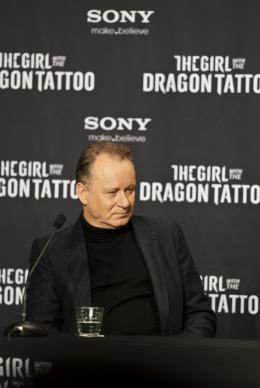 photo 43/45 - Stellan Skarsgard - Conférence de presse du film Millenium, Les hommes qui n?aimaient pas les femmes - Millenium, Les hommes qui n'aimaient pas les femmes - © Sony Pictures