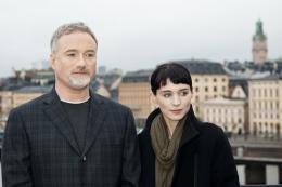 David Fincher David Fincher et Rooney Mara présentent Millenium photo 10 sur 29