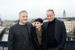 David Fincher David Fincher et Rooney Mara présentent Millenium photo 8 sur 29
