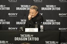 David Fincher David Fincher et Rooney Mara présentent Millenium photo 7 sur 29