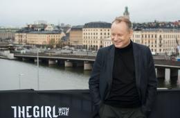 photo 37/45 - Stellan Skarsgard - Conférence de presse du film Millenium, Les hommes qui n?aimaient pas les femmes - Millenium, Les hommes qui n'aimaient pas les femmes - © Sony Pictures