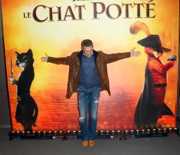 photo 119/135 - Antonio Banderas - Présentation parisienne du film Le Chat Potté - Le Chat Potté - © Paramount
