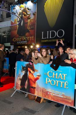 photo 135/135 - Présentation parisienne du film Le Chat Potté - Le Chat Potté - © Paramount