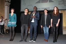 Eric Toledano 17èmes Trophées des Lumières 2012 photo 6 sur 9