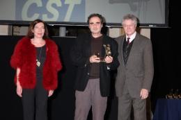 Pierre AIM 17èmes Trophées des Lumières 2012 photo 1 sur 1