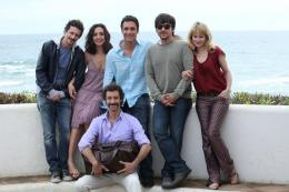 photo 2/3 - Luca Bizzarri, Ambra Angiolini, Raoul Bova, Ricky Memphis, Barbora Bobulova, Paolo Kessisoglu - Immatures