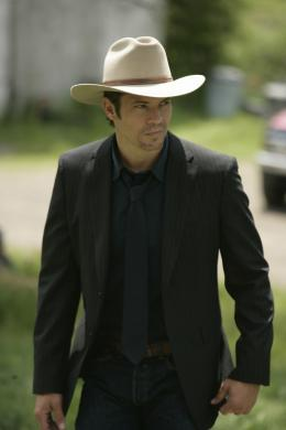Timothy Olyphant Justified - Saison 1 photo 6 sur 69