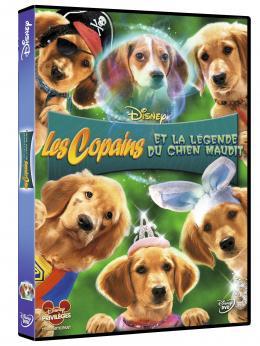 photo 1/4 - Les copains et la légende du chien maudit - © Walt Disney Home Entertainment