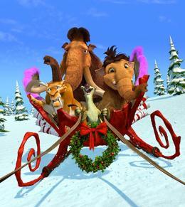 L'Âge de Glace fête Noël photo 2 sur 8