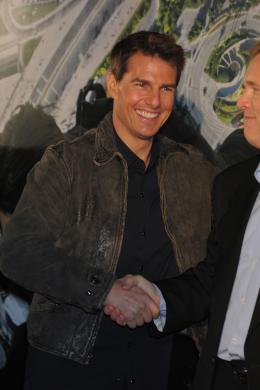 photo 269/300 - Tom Cruise - Première japonaise de Mission : Impossible - Protocole Fantôme - Mission Impossible - La Quadrilogie - © Paramount