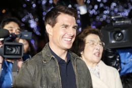 photo 279/300 - Ton Cruise - Première japonaise de Mission : Impossible - Protocole Fantôme - Mission Impossible - La Quadrilogie - © Paramount