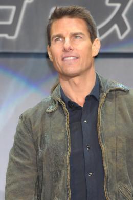 photo 268/300 - Tom Cruise - Première japonaise de Mission : Impossible - Protocole Fantôme - Mission Impossible - La Quadrilogie - © Paramount
