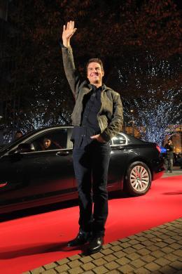 photo 266/300 - Tom Cruise - Première japonaise de Mission : Impossible - Protocole Fantôme - Mission Impossible - La Quadrilogie - © Paramount