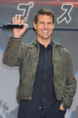 photo 267/300 - Tom Cruise - Première japonaise de Mission : Impossible - Protocole Fantôme - Mission Impossible - La Quadrilogie - © Paramount