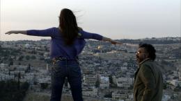 photo 2/5 - Lana Haj Yahia, Ali Badarni - Derniers jours à Jérusalem - © Sophie Dulac Distribution