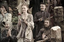 photo 46/78 - Sophie Turner, Aidan Gillen, Sean Bean - Game of Thrones - Saison 1 - © Warner Home Vidéo