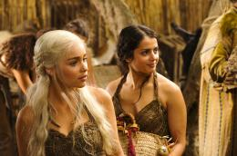 photo 45/78 - Emilia Clarke - Game of Thrones - Saison 1 - © Warner Home Vidéo