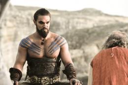 photo 56/78 - Jason Momoa - Game of Thrones - Saison 1 - © Warner Home Vidéo
