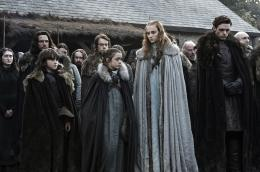 photo 55/78 - Sophie Turner, Richard Madden - Game of Thrones - Saison 1 - © Warner Home Vidéo