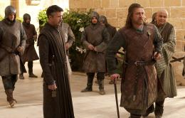 photo 48/78 - Aidan Gillen, Sean Bean - Game of Thrones - Saison 1 - © Warner Home Vidéo