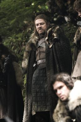 photo 11/78 - Sean Bean - Game of Thrones - Saison 1 - © Warner Home Vidéo