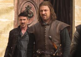 photo 67/78 - Aidan Gillen, Sean Bean - Game of Thrones - Saison 1 - © Warner Home Vidéo
