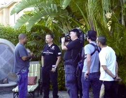 Something from Nothing : The Art of Rap Xzibit et Ice T photo 4 sur 8