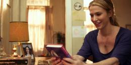 J.K. Rowling : La magie des mots Poppy Montgomery photo 1 sur 6