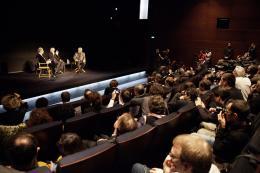 photo 93/101 - Lancement de la Rétropsective Steven Spielberg à la Cinémathèque Française, Janvier 2012 - Cheval de guerre - © Cécile Burban pour Disney
