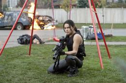 Resident Evil : Retribution Michelle Rodriguez photo 5 sur 24