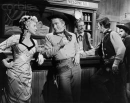 L'homme qui n'a pas d'étoile Claire Trevor, Kirk Douglas photo 2 sur 13