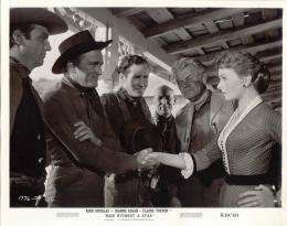 L'homme qui n'a pas d'étoile Kirk Douglas, Jeanne Crain photo 5 sur 13