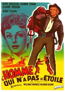 photo 13/13 - affiche française - L'homme qui n'a pas d'étoile - © Swashbuckler Films