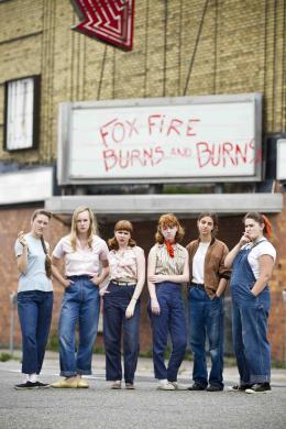 Madeleine Bisson Foxfire, confessions d'un gang de filles photo 1 sur 1