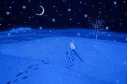 Le Petit Gruffalo Des pas dans la neige photo 2 sur 12