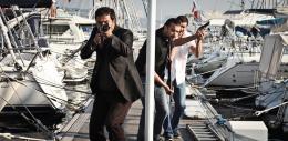 La Dernière recrue Mohamed Makhtoumi, Jonathan Hostier photo 9 sur 34