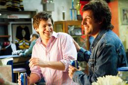 photo 8/27 - Andy Samberg, Adam Sandler - Crazy Dad - © Sony Pictures
