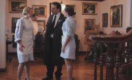 photo 15/129 - Leslie Mills, Damian Chapa, Claudia Crawford - Normandy - © MEP Vidéo