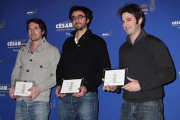 Olivier Treiner Déjeuner des Nommés - César 2012 photo 2 sur 2