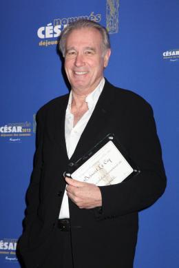 Bernard Le Coq Déjeuner des Nommés - César 2012 photo 5 sur 46