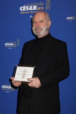 Christian Rouaud Déjeuner des Nommés - César 2012 photo 2 sur 3