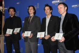 David Foenkinos Déjeuner des Nommés - César 2012 photo 2 sur 2