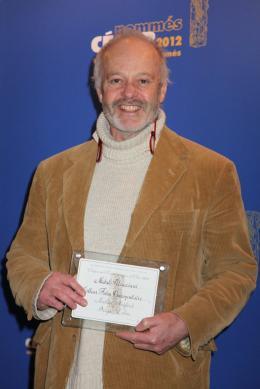 Michael Radford D�jeuner des Nomm�s - C�sar 2012 photo 2 sur 10