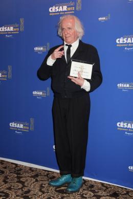Christian Gasc Christian Gasq - Déjeuner des Nommés - César 2012 photo 2 sur 2