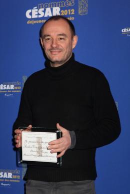 Bernard Tanguy Déjeuner des Nommés - César 2012 photo 1 sur 1